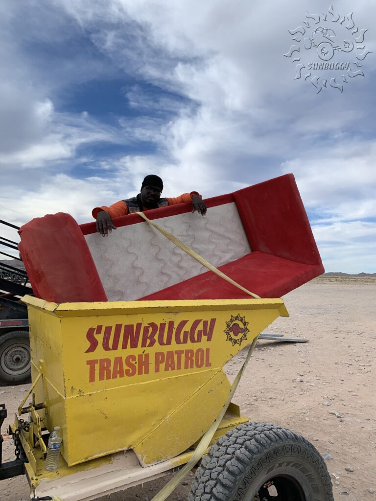 Sunbuggy Trash Patrol