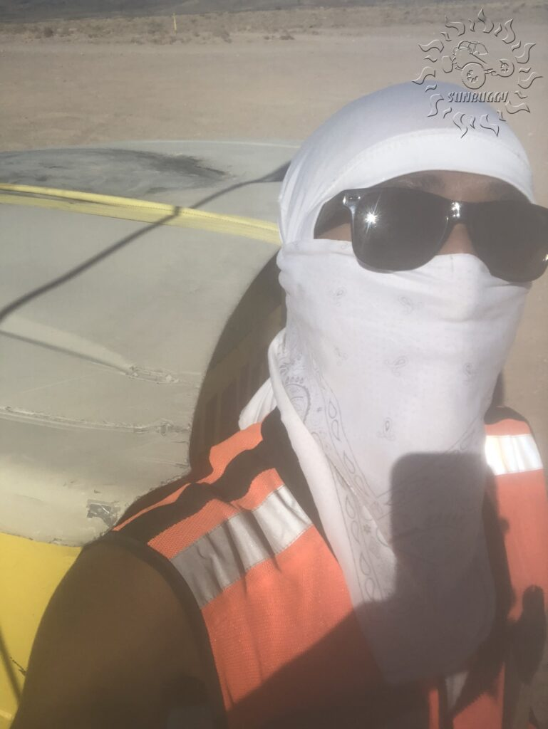 Sunbuggy Vegas Trash Patrol