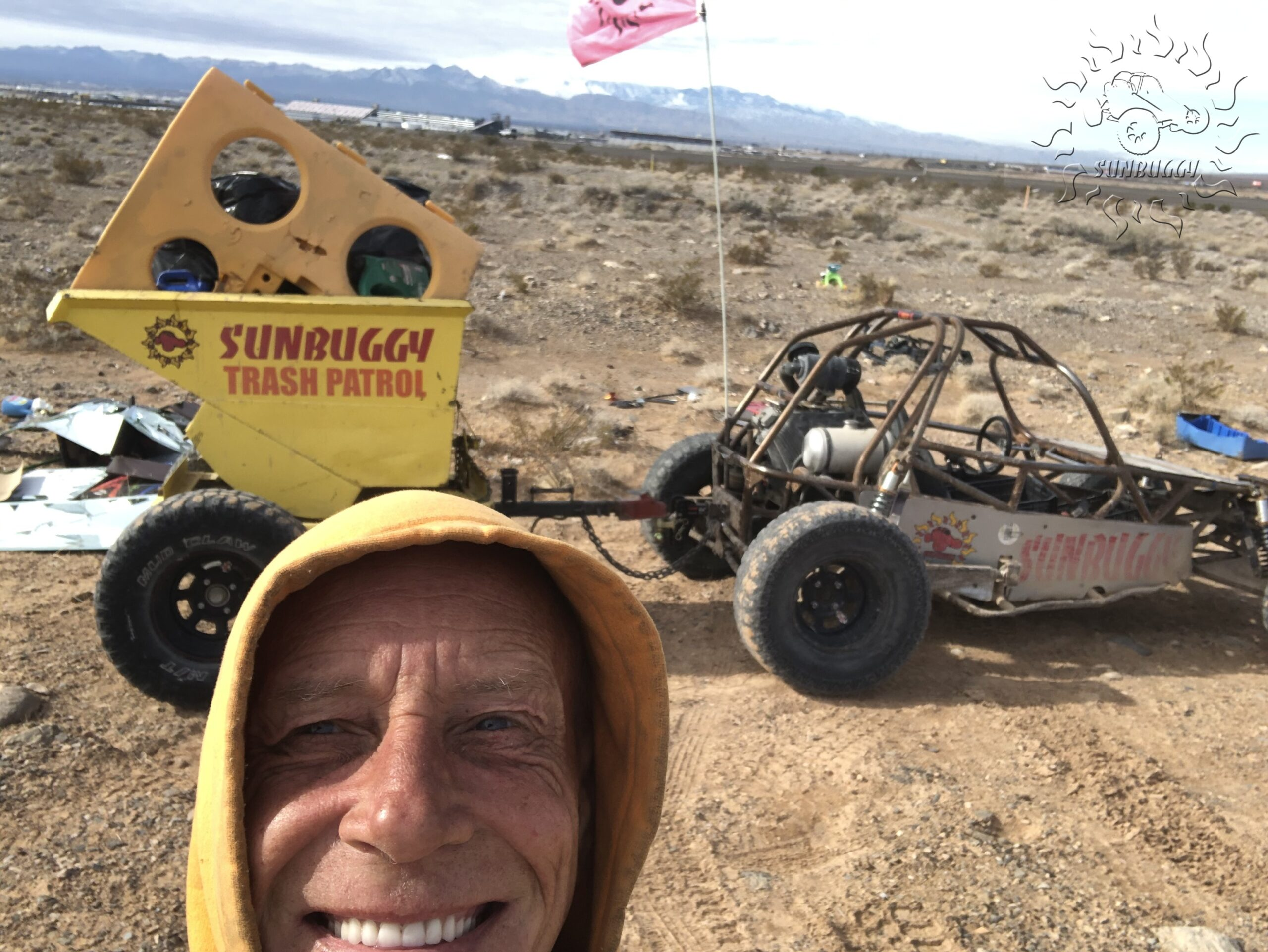 Sunbuggy Fun Rentals Trash Patrol